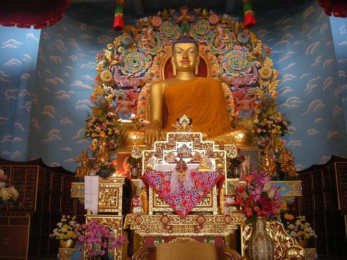 Buddha research paper