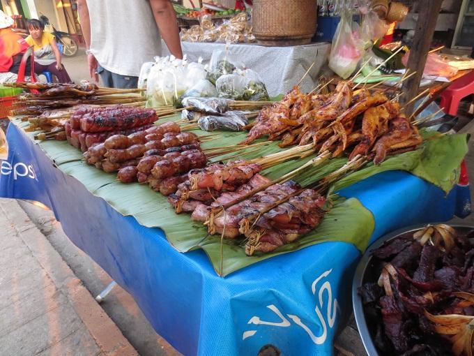 Một lần ở Vang Viêng, Lào