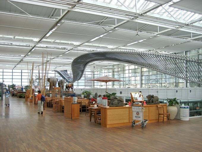 10 sân bay tốt nhất Châu Âu