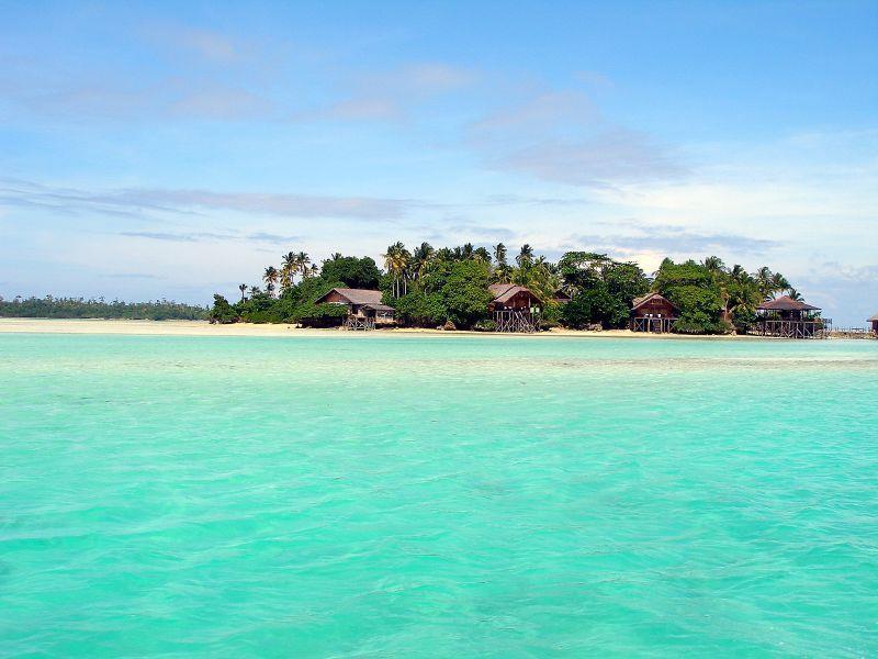 biển Derawan
